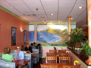 Dining at Angies